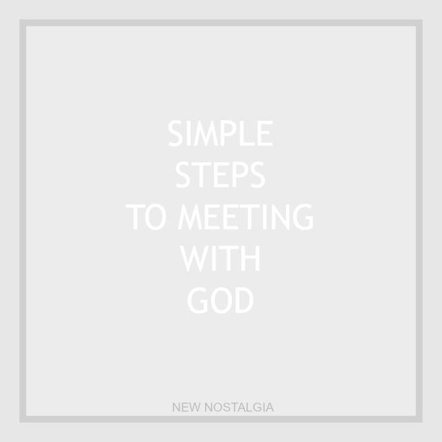 MEET-WITH-GOD
