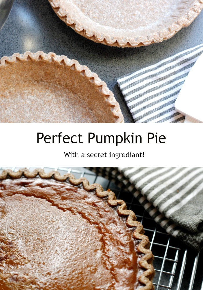 perfect pumpkin pie pin
