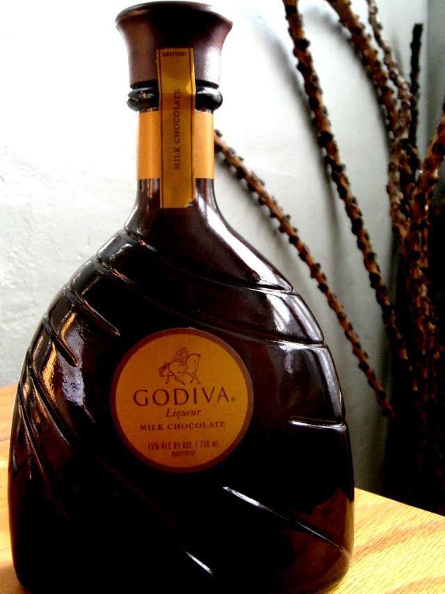 Godiva Liqueur Hot Chocolate