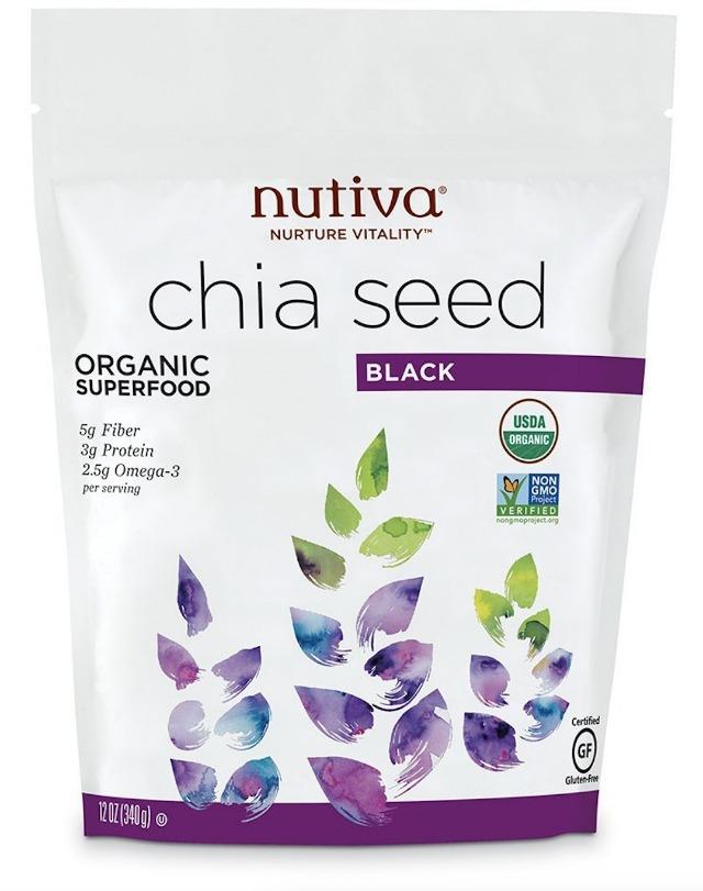 3 Ingredient Chia Seed Protein Pancakes