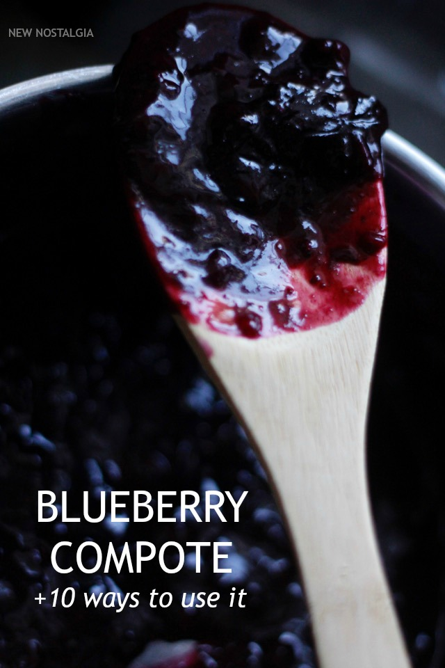 Blueberry Compote Recipe