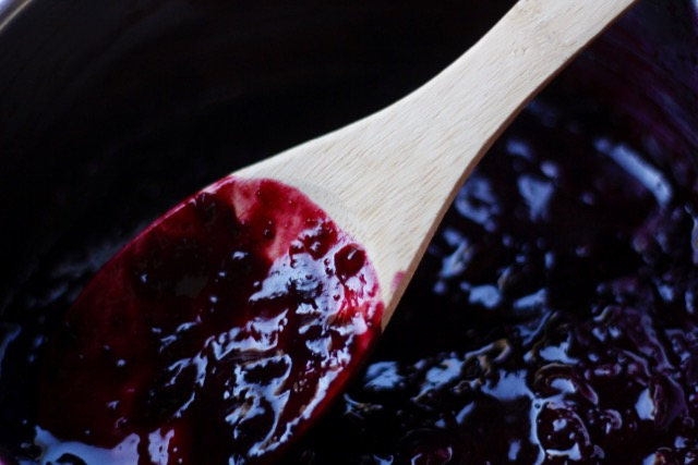 Blueberry Compote and 10 Ways To Use It