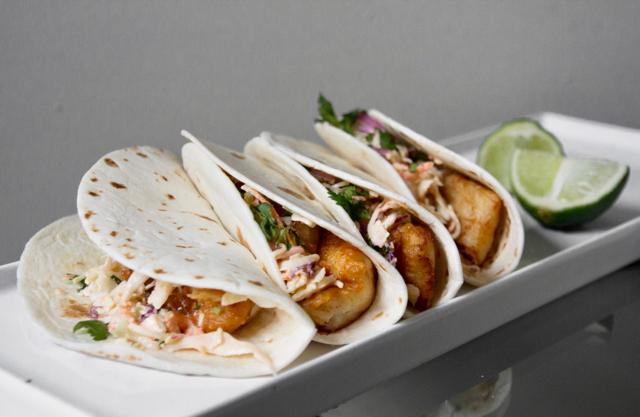 Home Chef Baja Fish Tacos