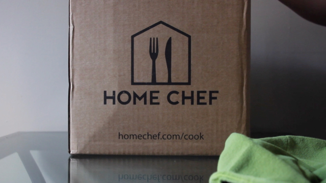 Home Chef Meal box