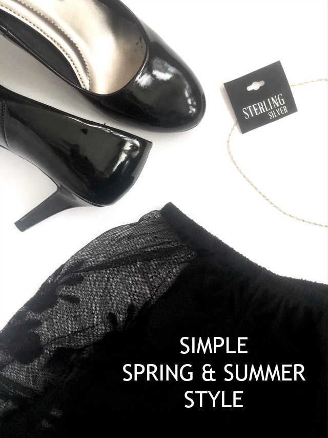 Simple Spring & Summer Style at Shopko