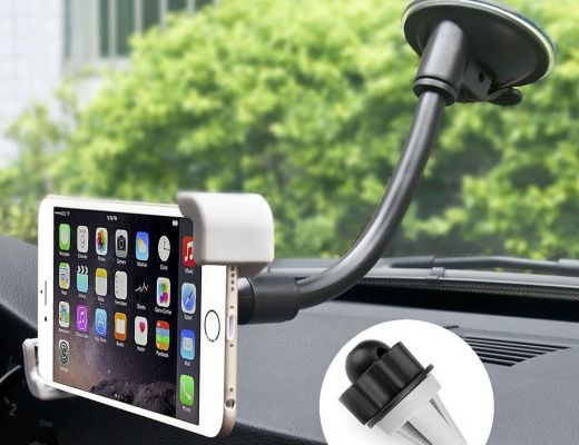 Best Cell Phone Holder- keeps hands free!
