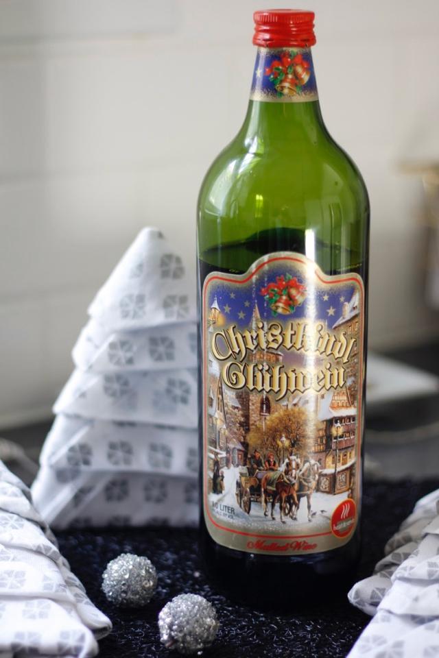 Mulled German Wine
