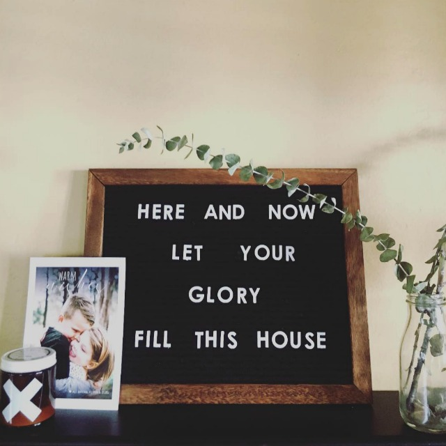 Letterboard Quote Goals