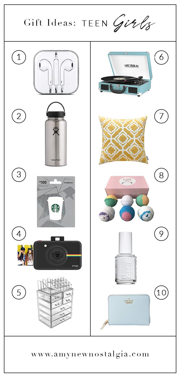 Gift Ideas For Teenage Girlfriend - rjmovers.com