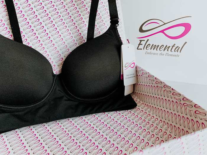 Warmth and Comfort After Mastectomy Reconstruction with Elemental Thermal Bra #mastectomy #reconstruction #breastcancer