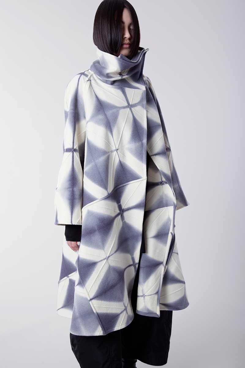 Amy Nguyen Textiles - Shibui - Long Swing Coat