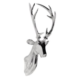 aluminium-wall-mount-reindeer-head