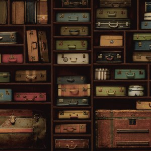 Luggage Wallpaper