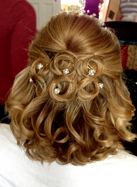 Wedding Hair And Bridal Hair Gallery Worthing Hair