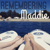 Remembering Maddie