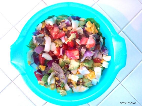 steak cobb salad