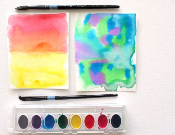 Watercolor Blends