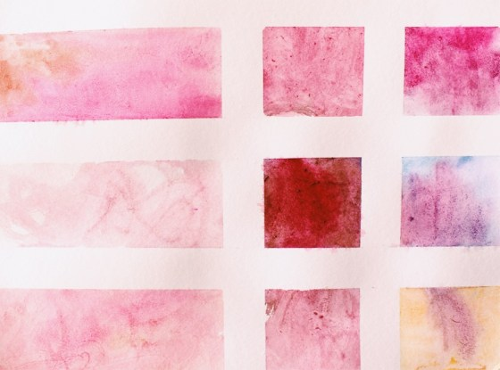 Watercolor tutorial for kids and beginners using painters tape, click through to read the full directions