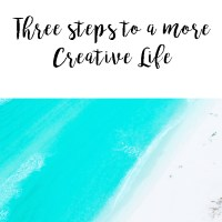 What is creative living? Want to set up a life you love and enjoy? Let's talk about how. Follow along my free two week instagram course.