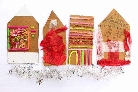 Christmas Art for Kids