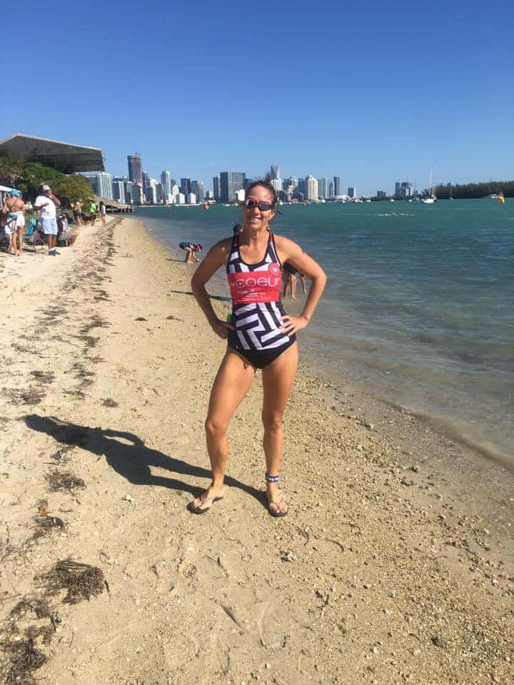 Swim Miami 2017 and other training notes