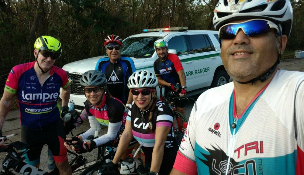 5 Reasons riding your bike outside is the best training