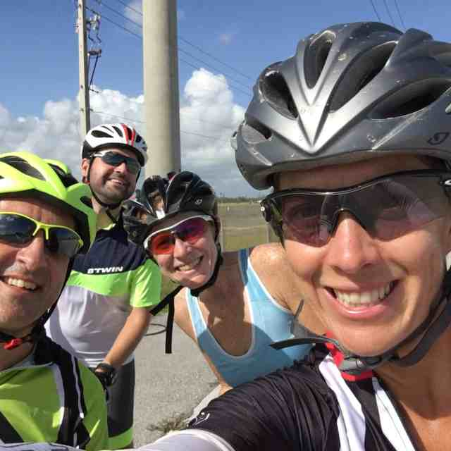 The magic ingredient in successful Ironman training is consistency