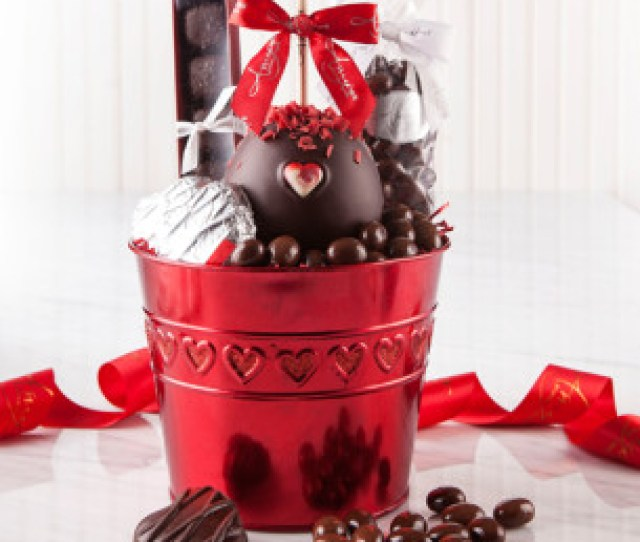 Quick View  C B Sweetheart Delight Gift Basket