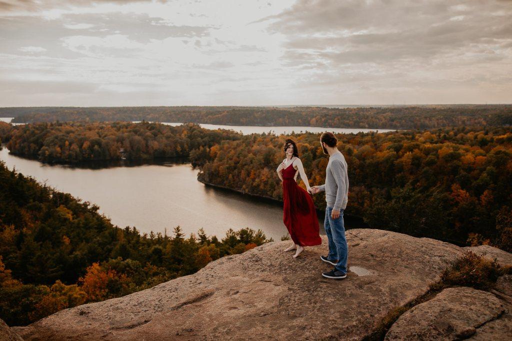 Ontario Adventure Wedding Photography