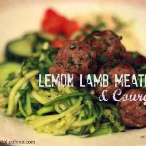 lamb meatballs title image