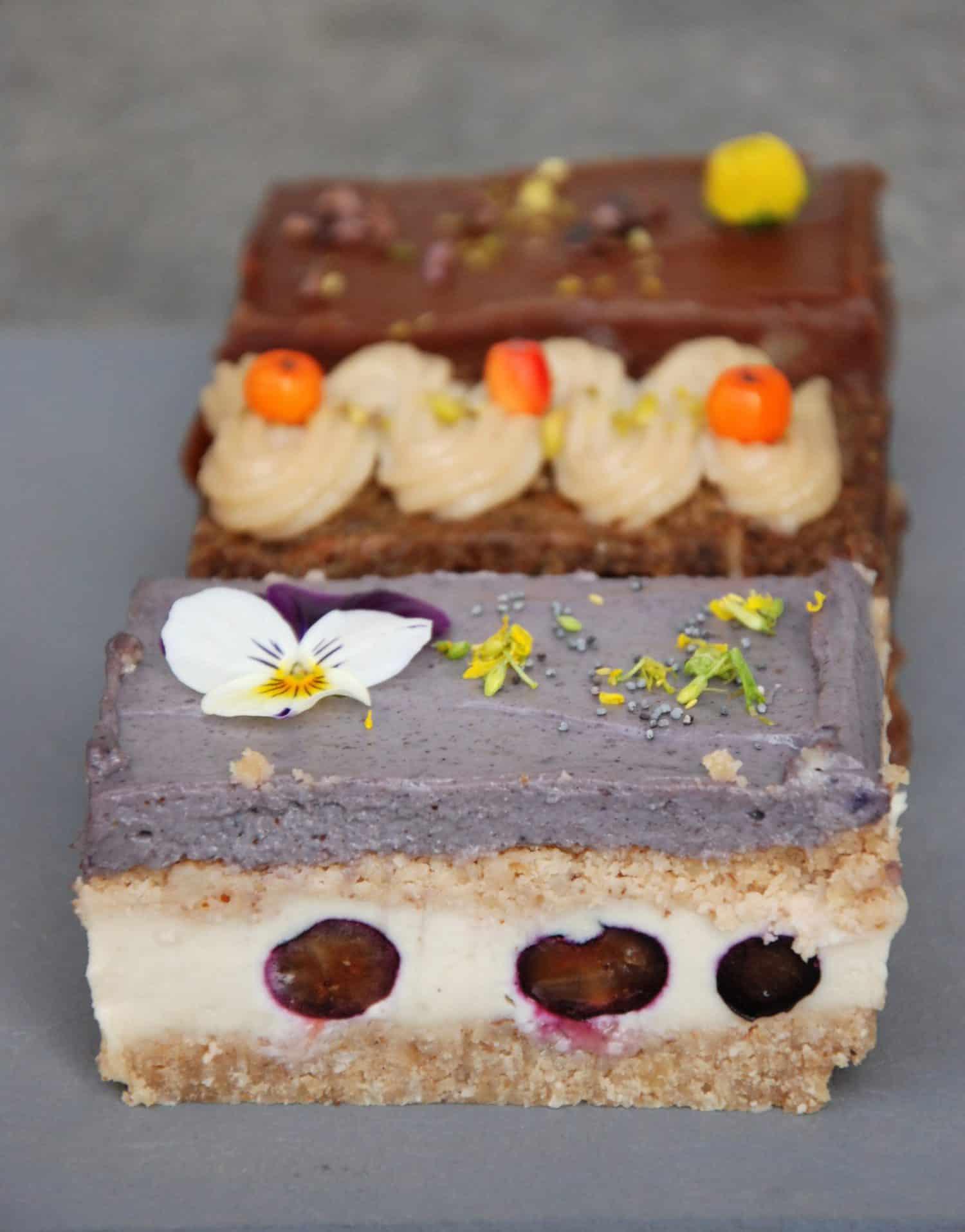 VegfestUK cakes