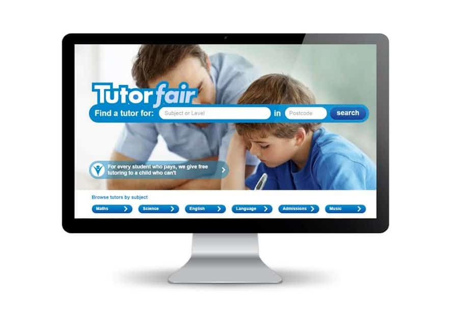 Tutorfair-a website to help you find the right tutor for your child.