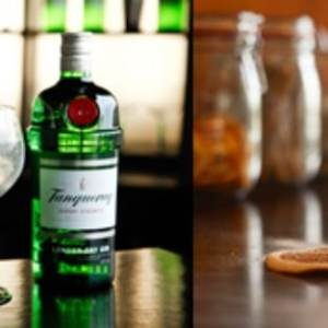 Tanqueray gin and Smythson notebook competition