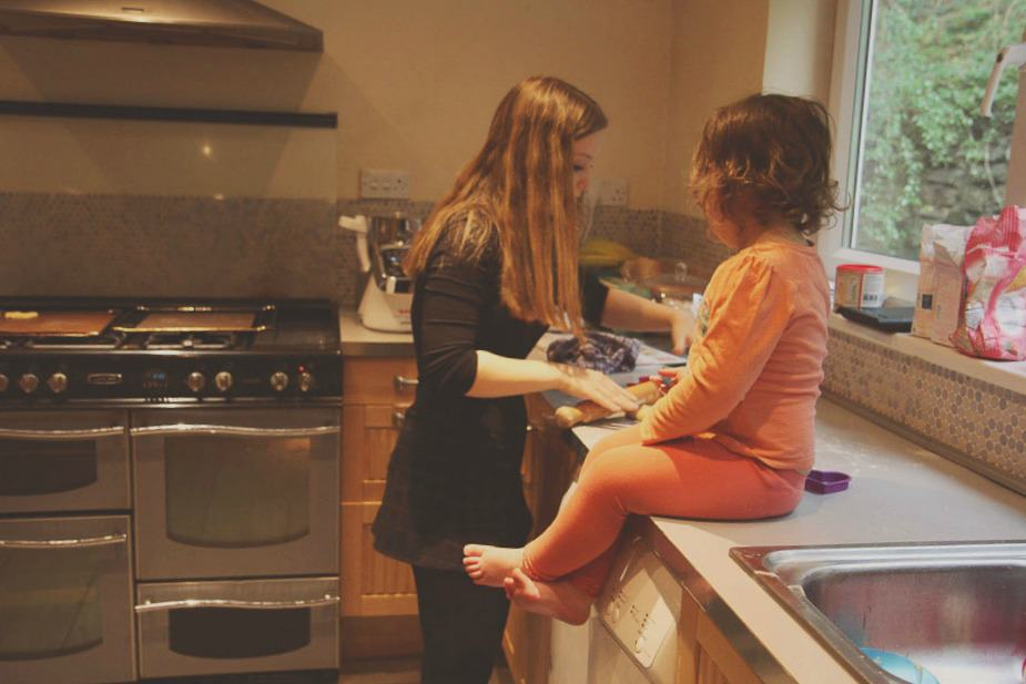 Baking a three course meal with the Tefal Cuisine Companion