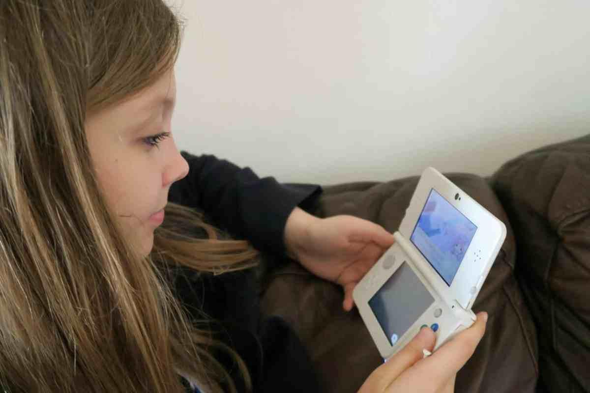 Nintendo 3DS Yo-kai watch game