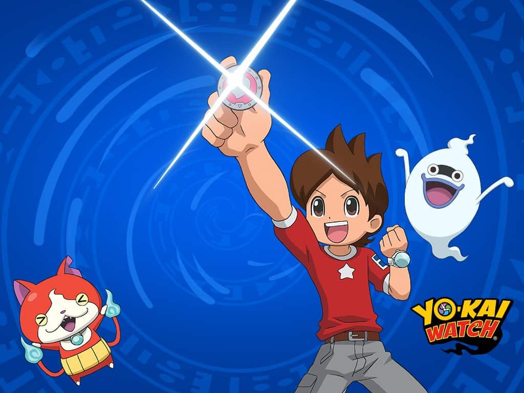 Yo-kai watch Nintendo game