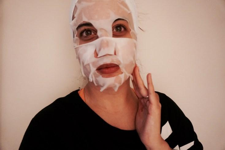Monday Mask