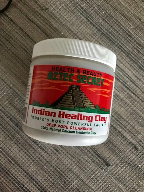 Indian Healing Mask