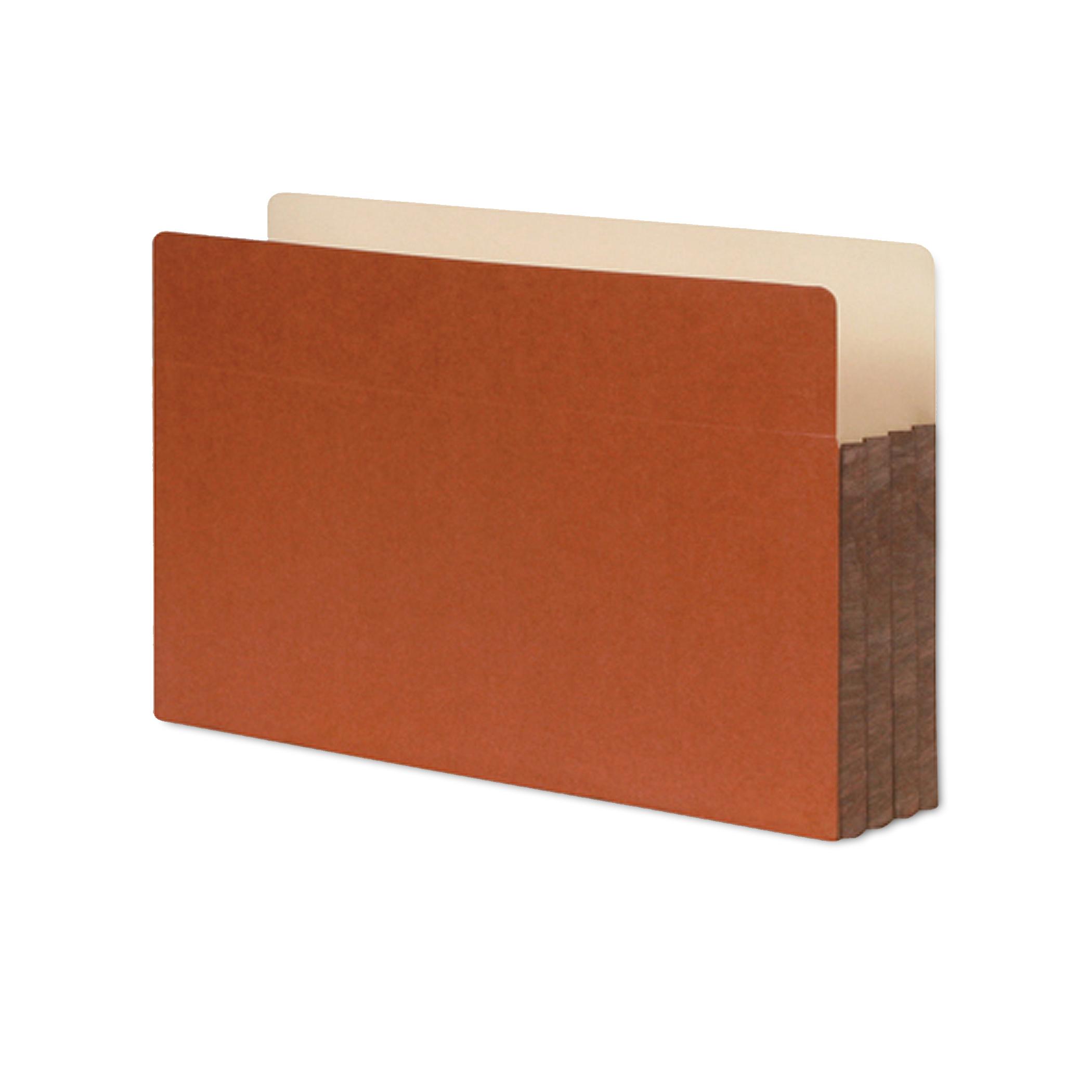 Expandable File Pocket Legal Size 312 Inch Expansion