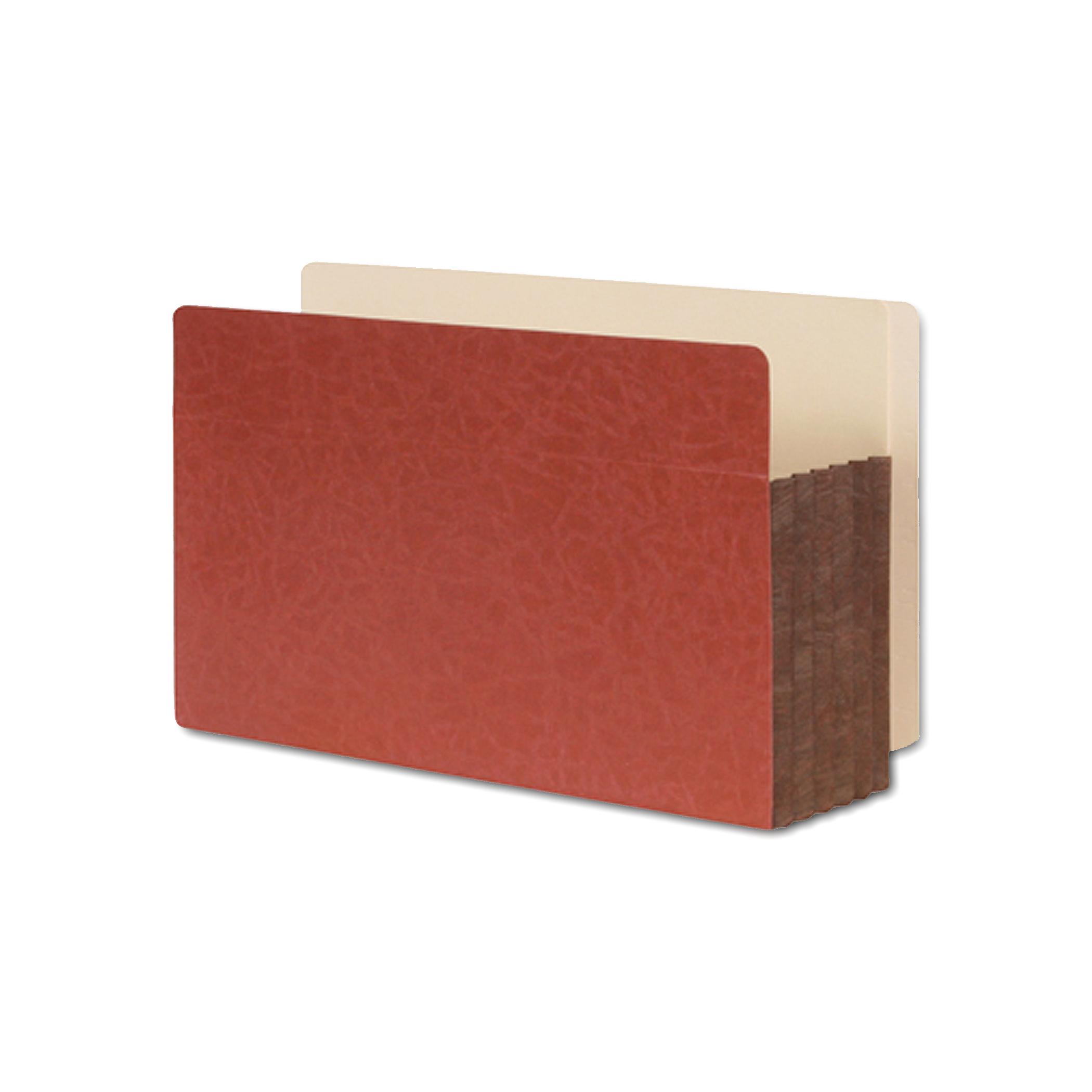 Expandable File Pocket Folder Legal Size End Tab 514