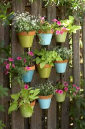 Simple Vertical Garden31