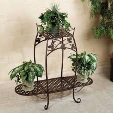 Cool Plant Stand Design Ideas for Indoor Houseplant 5