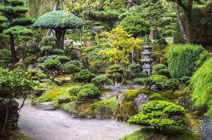 Peacefully Japanese Zen Garden Gallery Inspirations 40