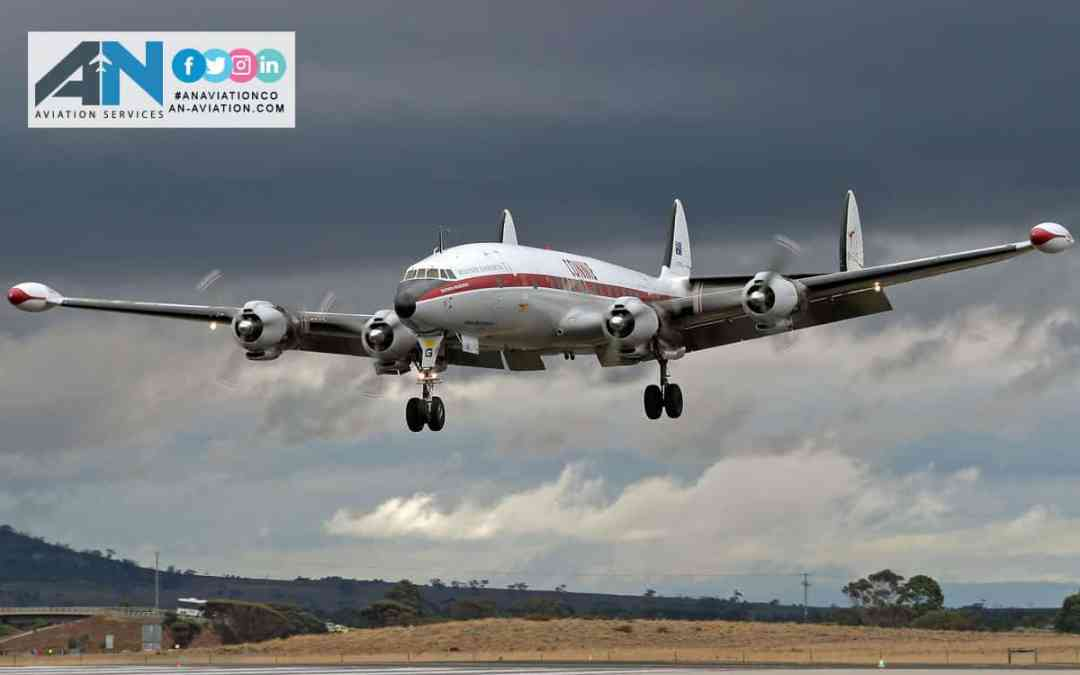Super Connie plane: Rebirth of an Australian legend