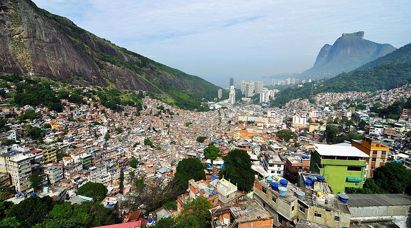The Guardian: Rio Olympics – view from the favela