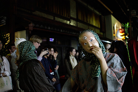 Yokai Costume Parade  Kyoto  IS JAPAN COOLTravel and