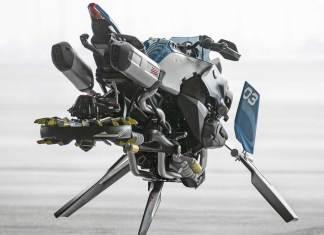 BMW Hover Ride Design Concept ผลจาก BMW จับมือกับ Lego