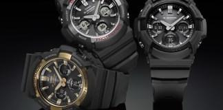Casio G-Shock GAS-100-Series : รหัสใหม่สวมโมดุล G-Steel