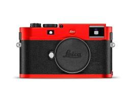 Leica M Red จะถูกจะแพงต้องแดงเอาไว้ก่อน