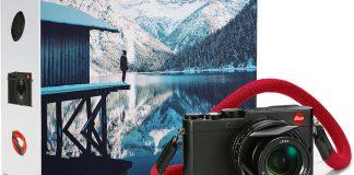Leica D-Lux Explorer Kit